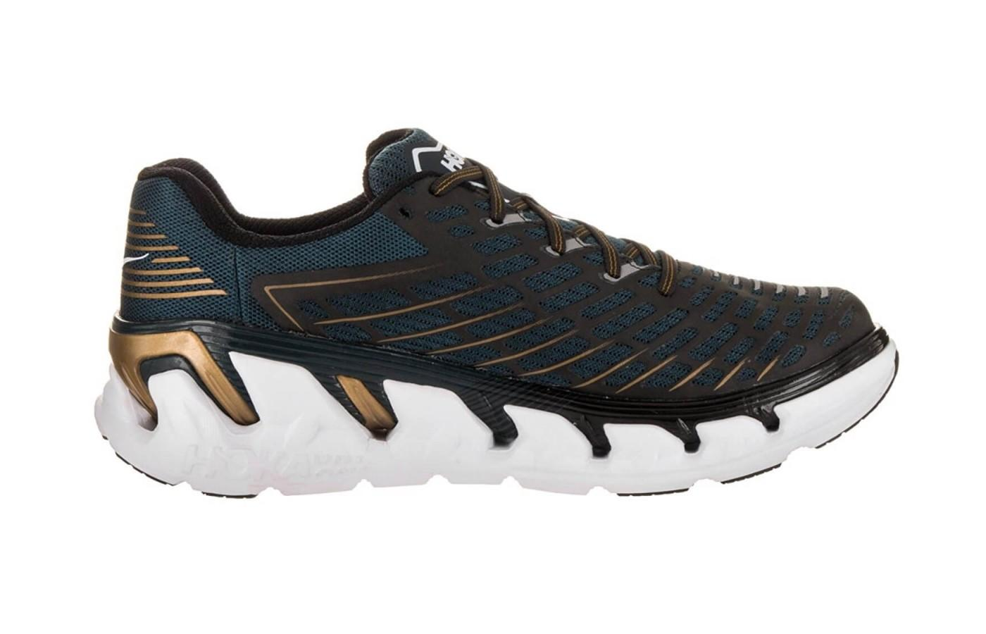 this shoe is excellent for long runs thanks to the comfortable cushioning