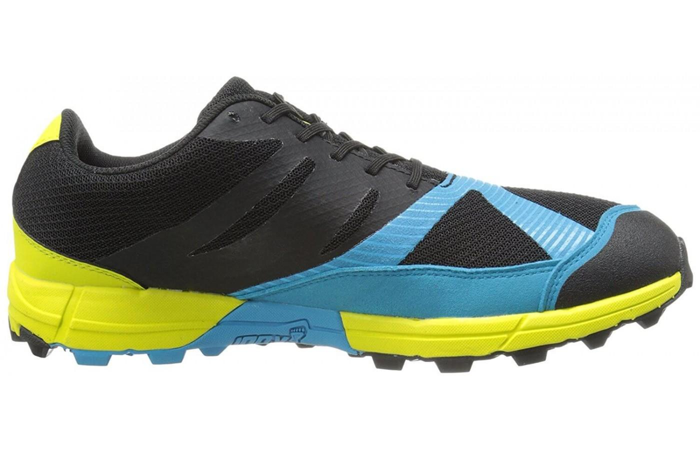 The Inov-8 Terraclaw 250 uses injected EVA foam for resilient cushioning