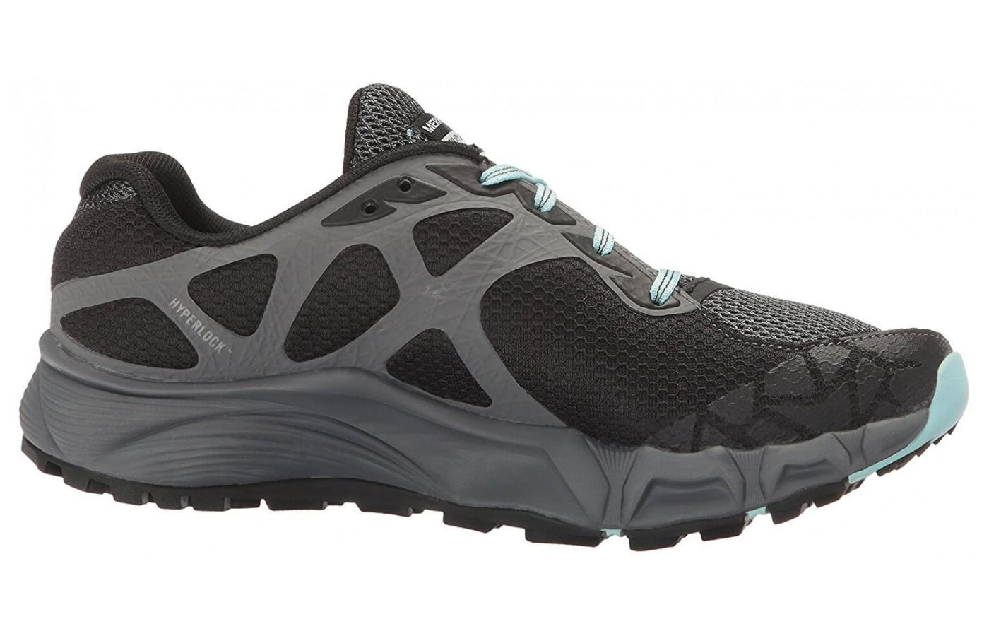 Merrell Agility Charge Flex in women's grey version