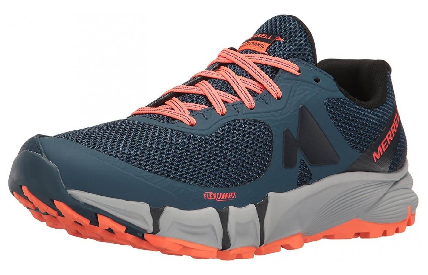 Women's version of the Merrell Agility Charge Flex