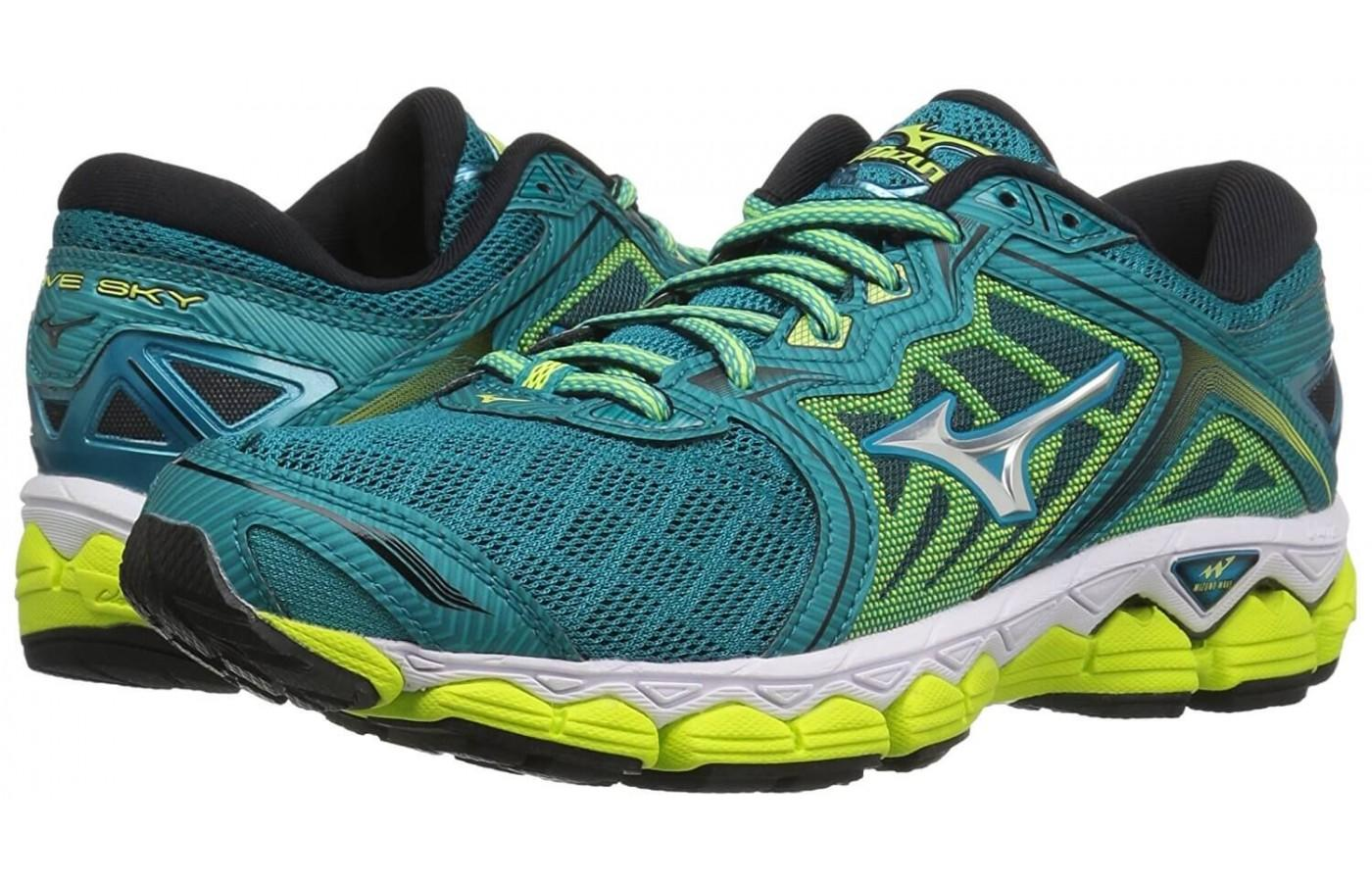 Mizuno Wave Sky Pair
