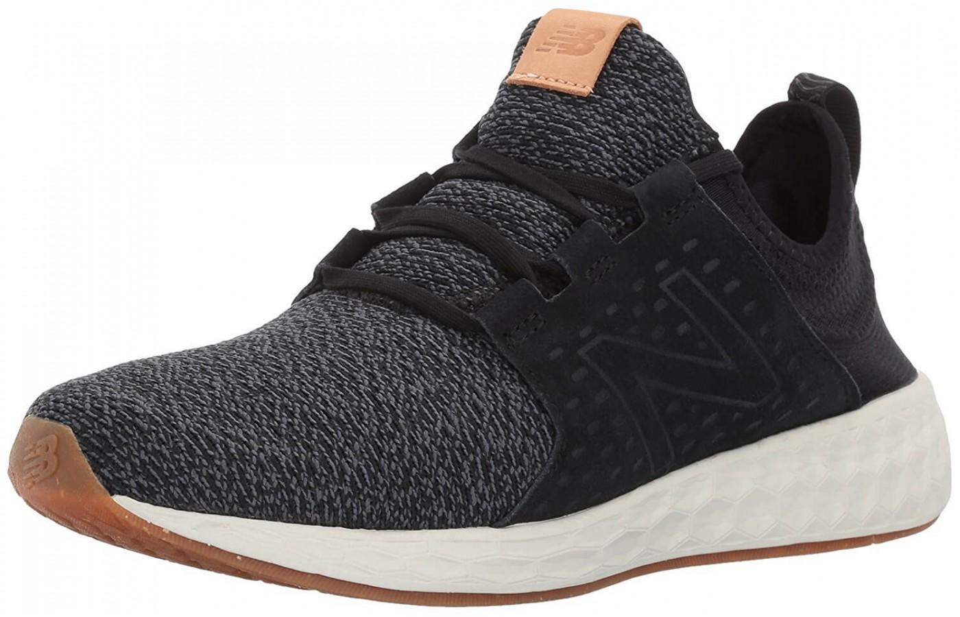 the New Balance Fresh Foam Cruz is a stylish and comfortable trainer ...