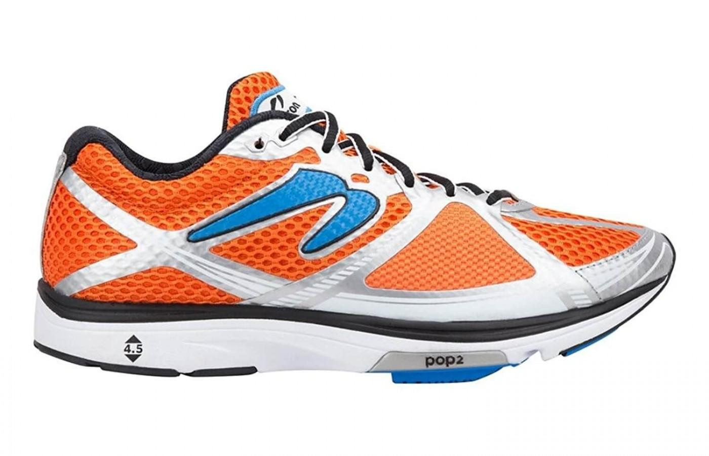 the Newton Kismet 3 is a high-performance stability shoe