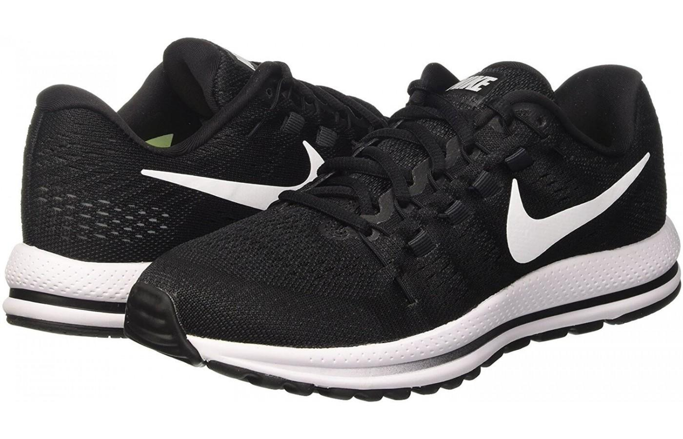 The Nike Air Zoom Vomero 12 has a nice look and design
