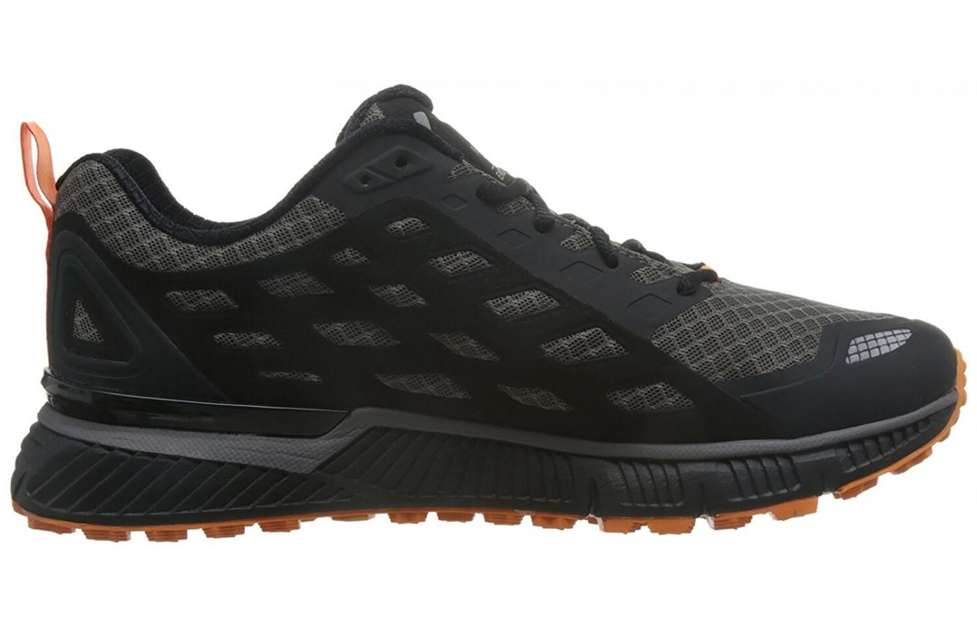 The North Face Endurus TR offers excellent protection against the tough elements found in nature