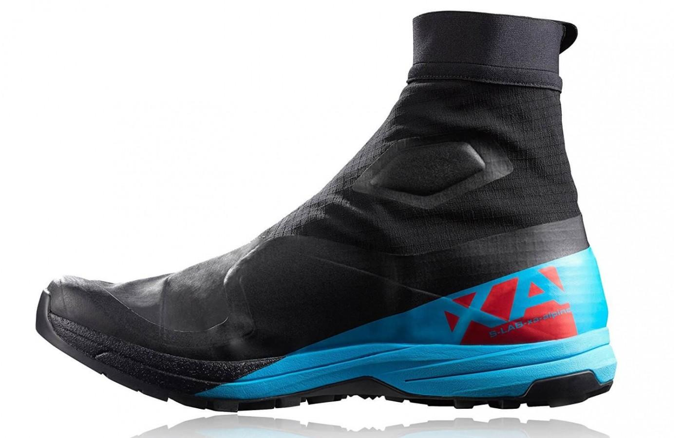 the Salomon S-Lab XA Alpine is made for aggressive adventures in the great outdoors