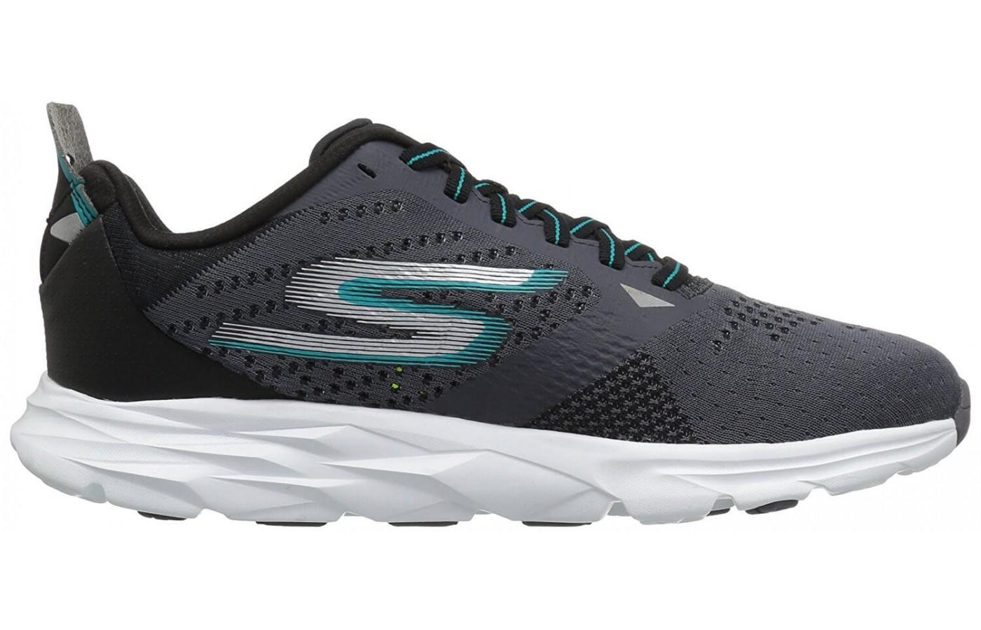 the Skecher GOrun Ride 6 has a subtle low-profile style