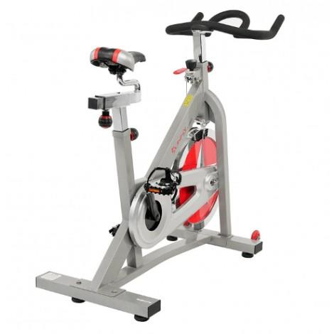 9.  Sunny Health & Fitness Pro Indoor Cycling Bike