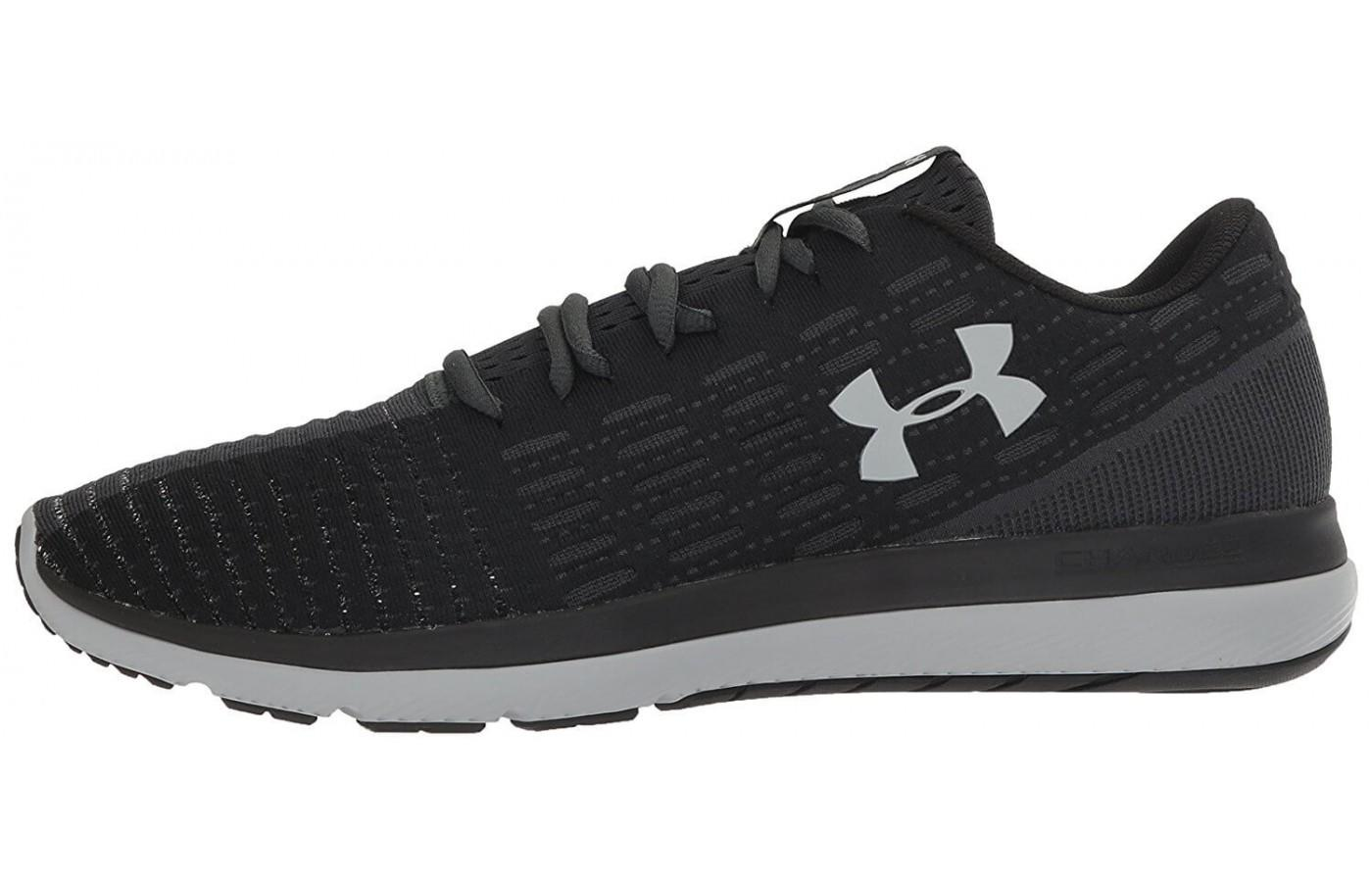 The Under Armour Threadborne Slingflex uses a two-layer cushioning system for support and comfort