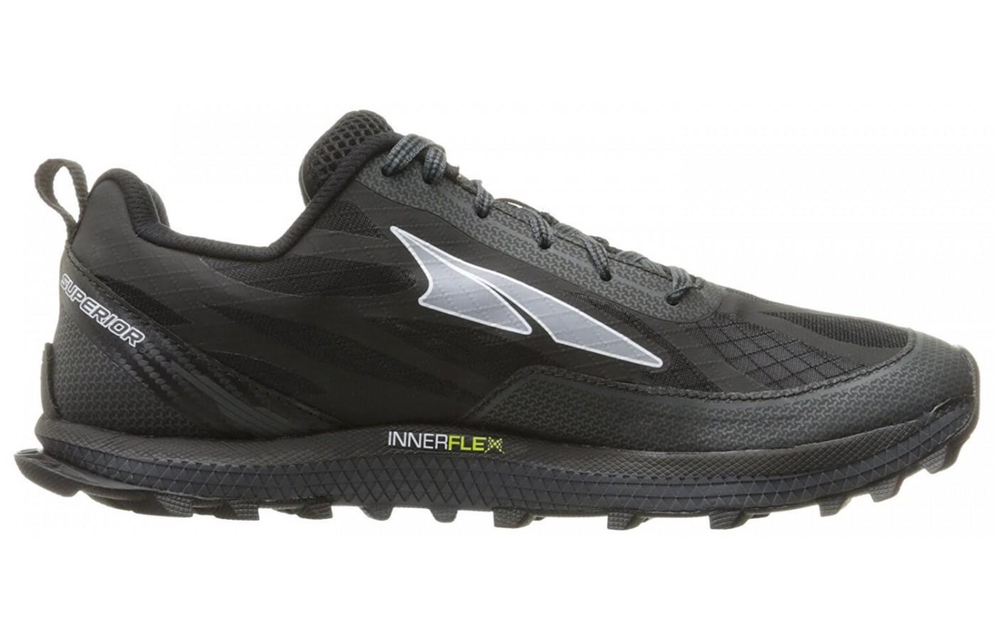 The Altra 3.0 is a zero drop trail racing shoe.