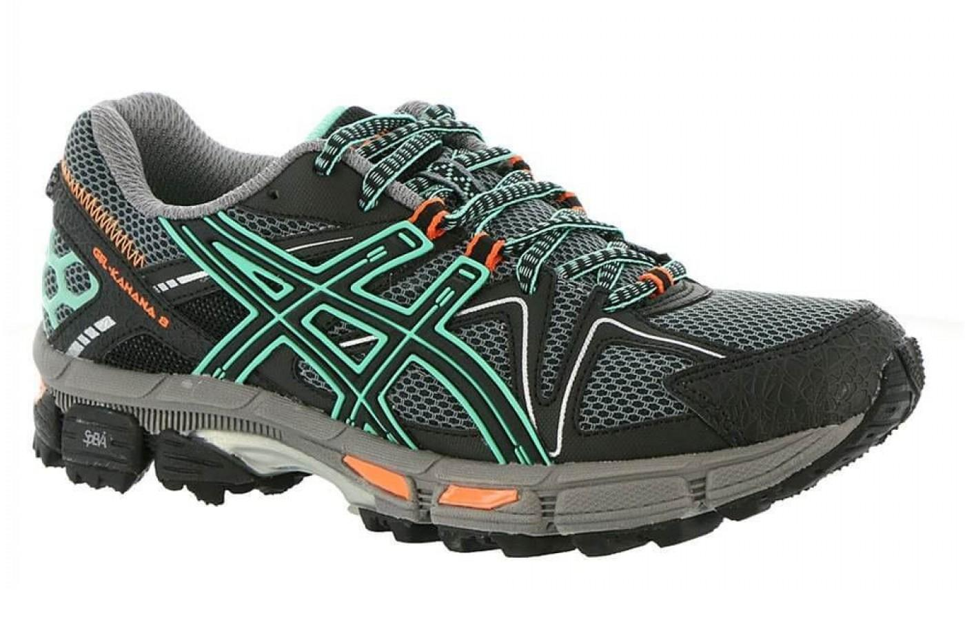 Available in a few popular color options, most are pleased with the look of the Gel Kahana 8