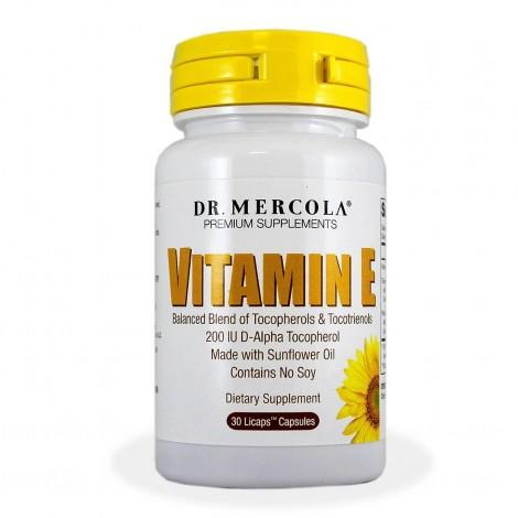 Dr. Mercola's Vitamin E