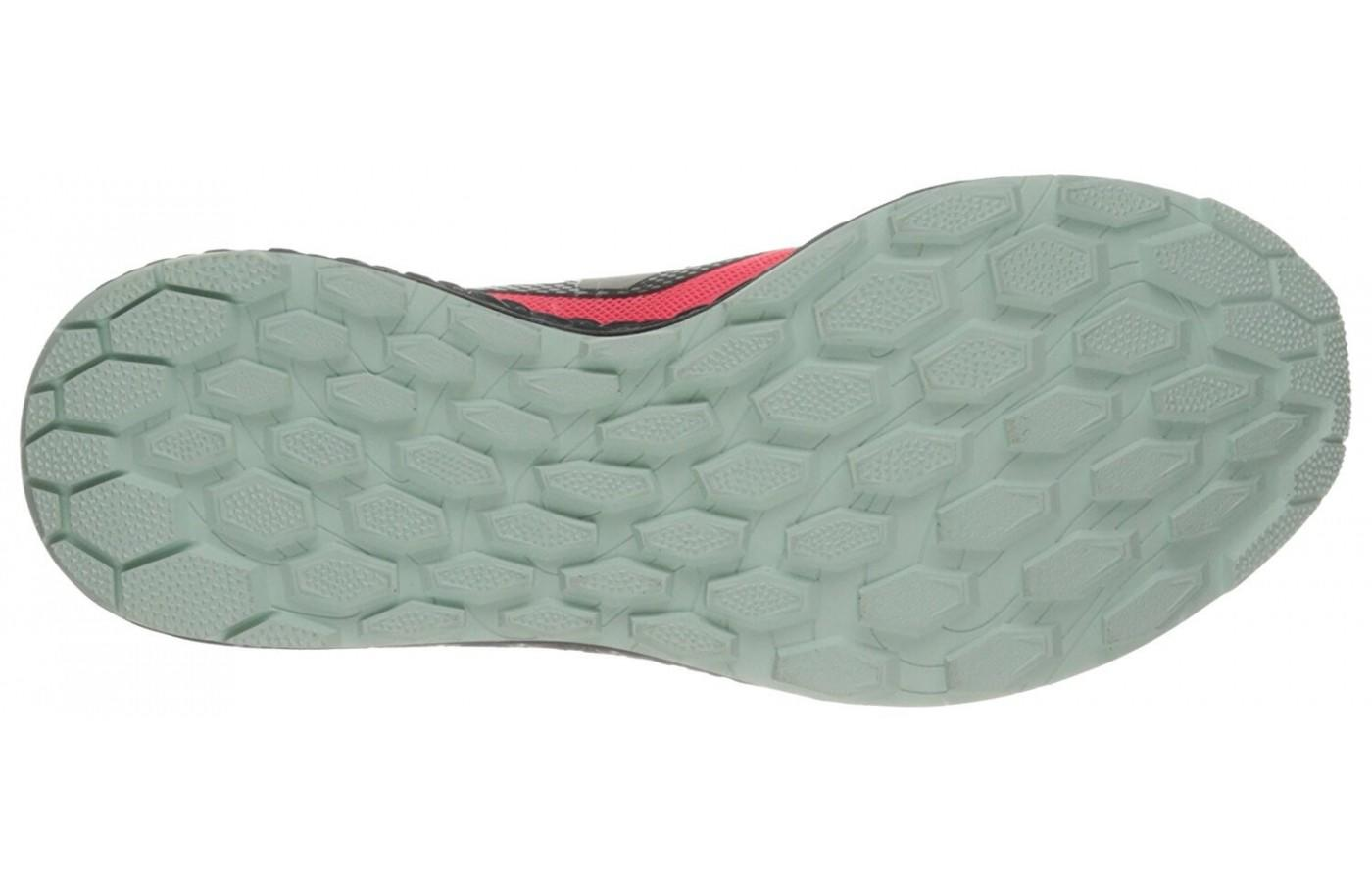 AT Tread provides light grip and protection that easily transitions between road and trail.