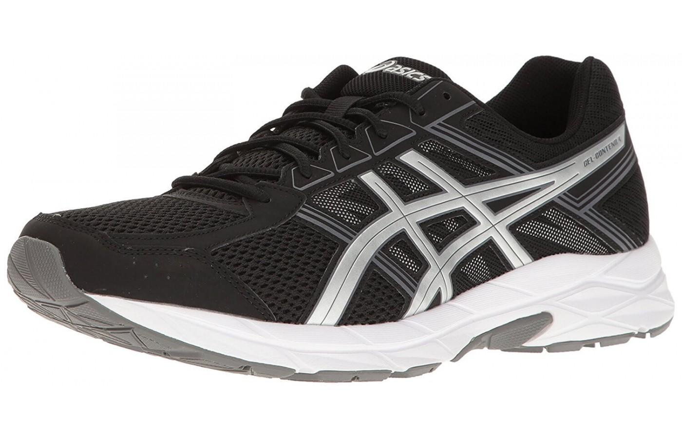 Asics Gel Contend 4 is an affordable, high quality shoe.