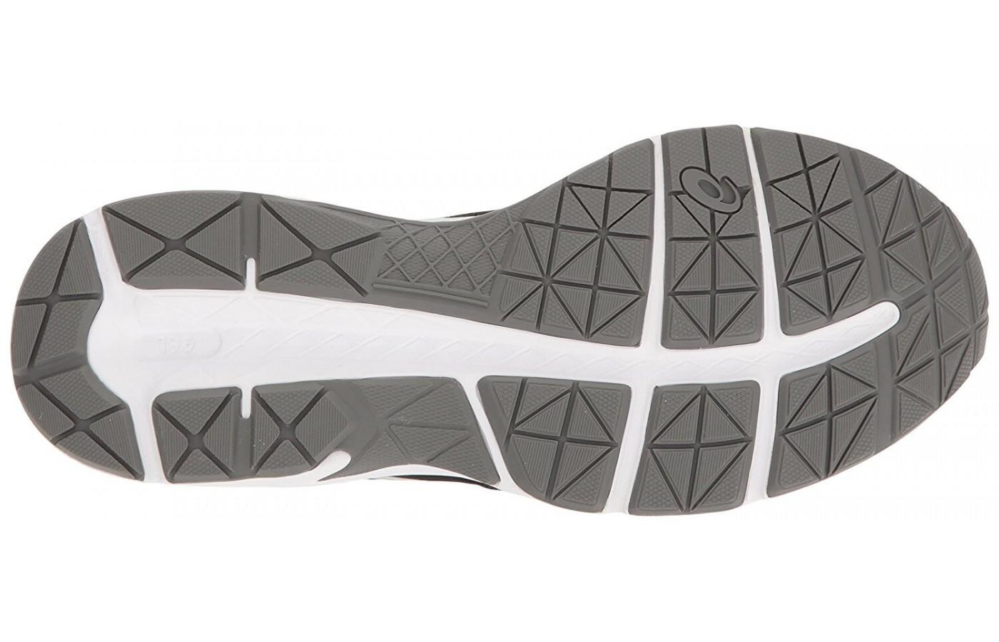 AHAR is used for the outsole.
