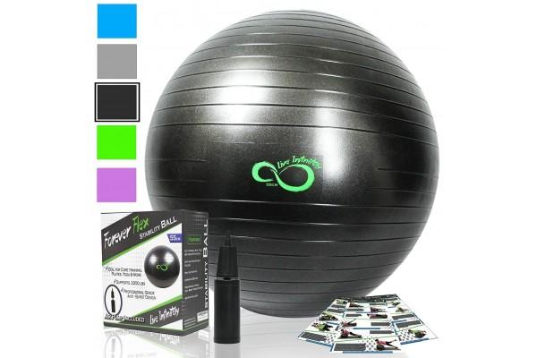 10 Best Exercise Balls fully reviewed and compared