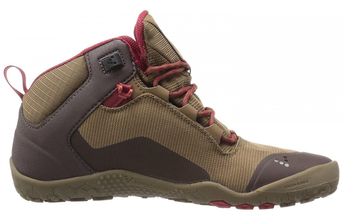 Water resistant and breathable, this boot offers it all.