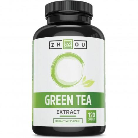 Zhou Nutrition Green Tea Extract with EGCg