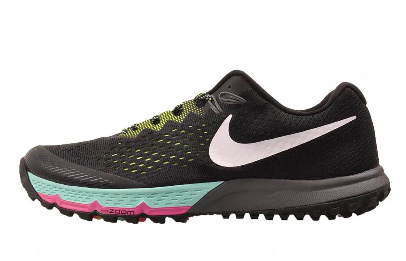 here's a look at the Nike Air Zoom Terra Kiger 4 ...