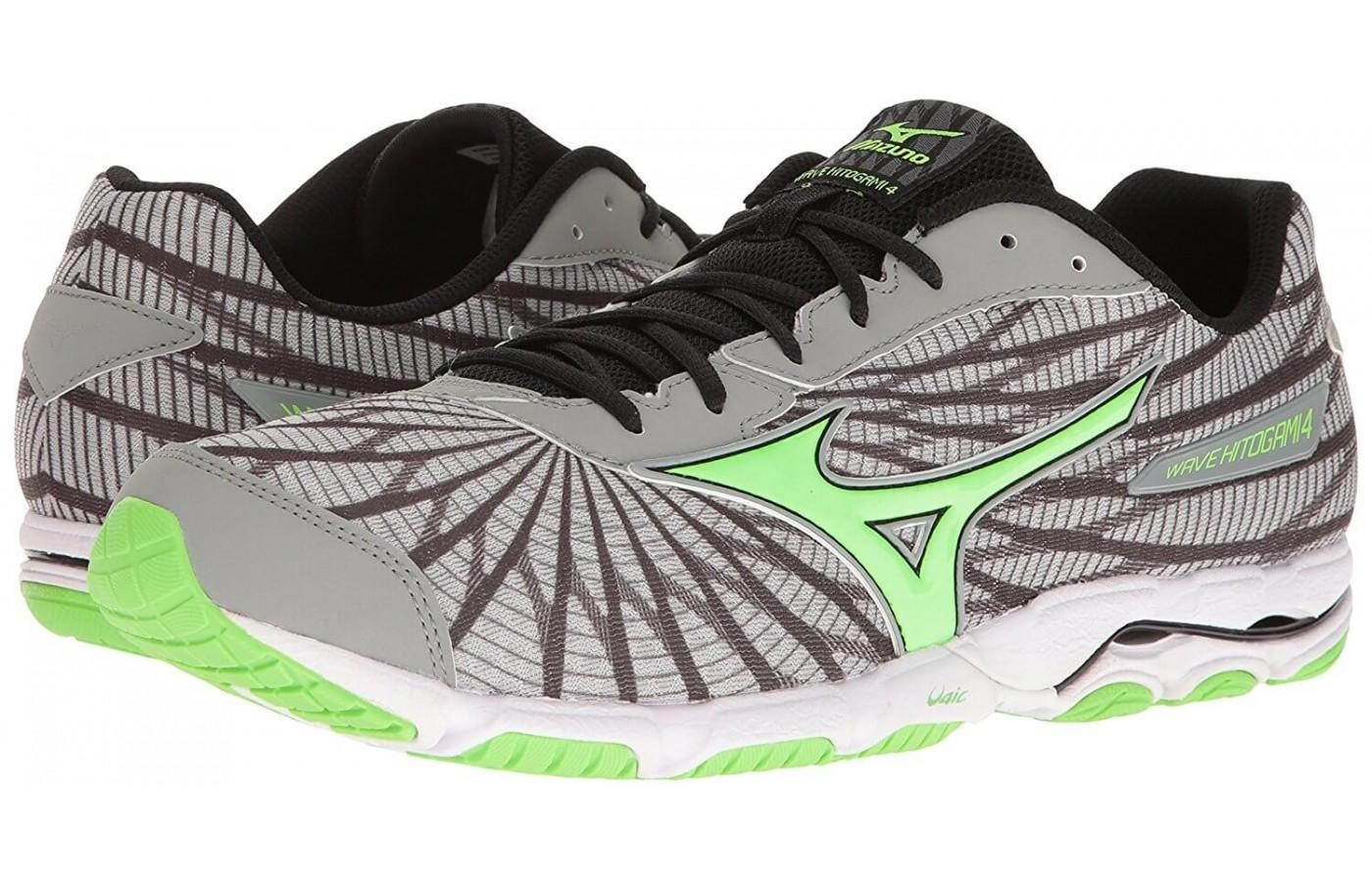 a pair of Mizuno Wave Hitogami 4's are a solid investment in a durable road racing shoe