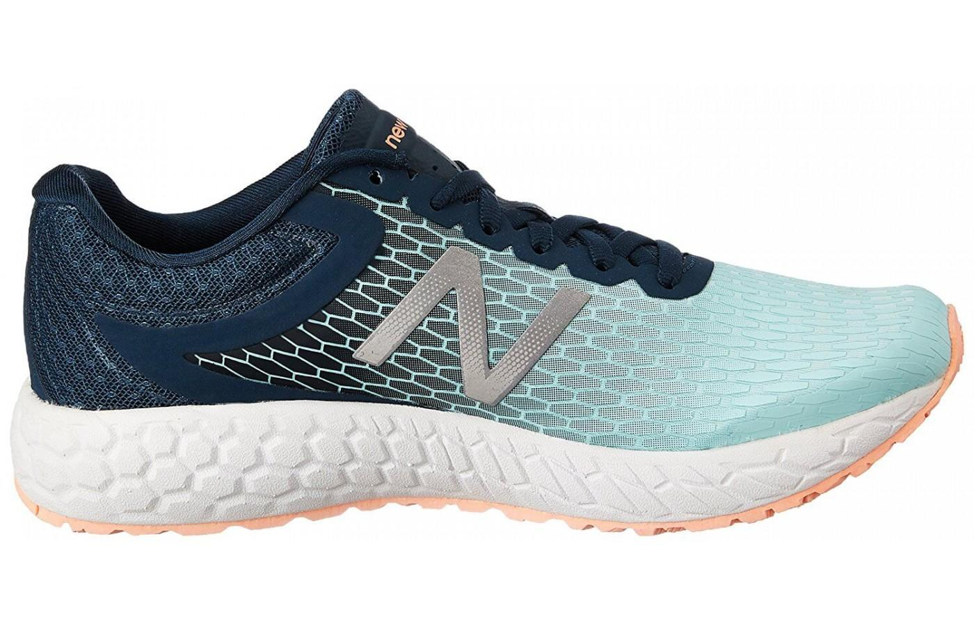 New Balance Fresh Foam Boracay V3 features Fresh Foam cushioning