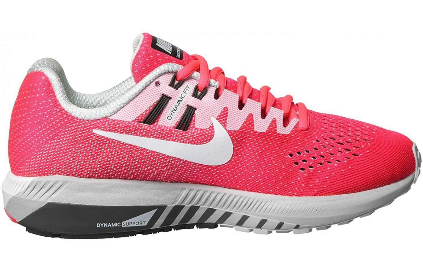 Nike air zoom structure 20 has a great design