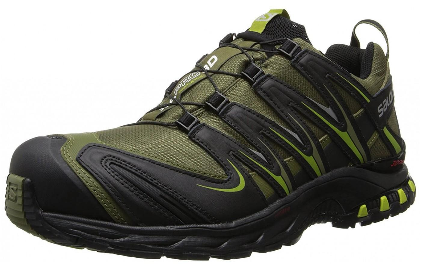the Salomon XA Pro 3D CS WP is a durable trail runner that can be worn in a number of harsh conditions
