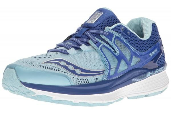 An in depth review of the Saucony Hurricane ISO 3