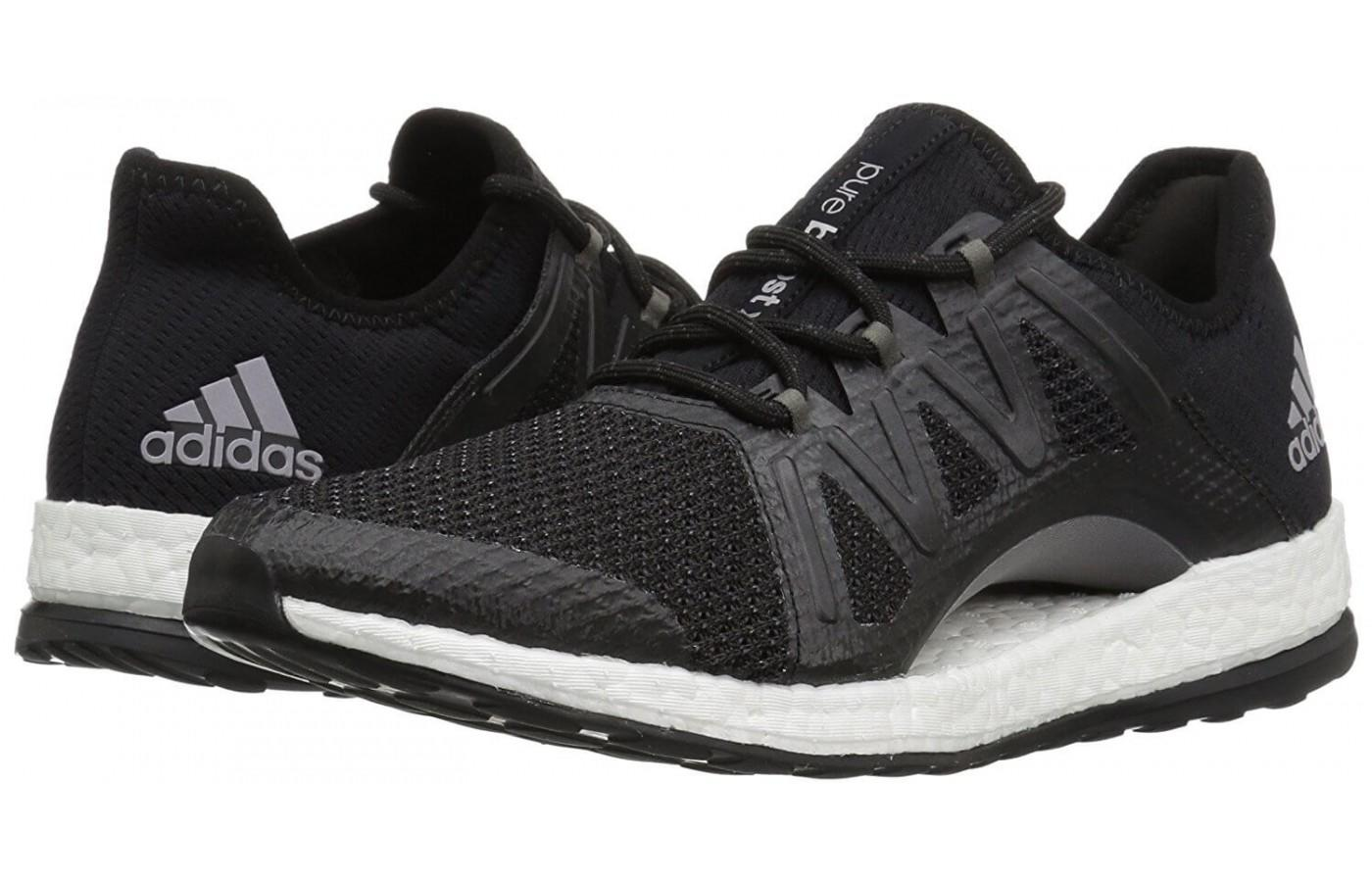 the adidas pureBOOST Xpose is a durable pair of sneakers that will last long after first step-in