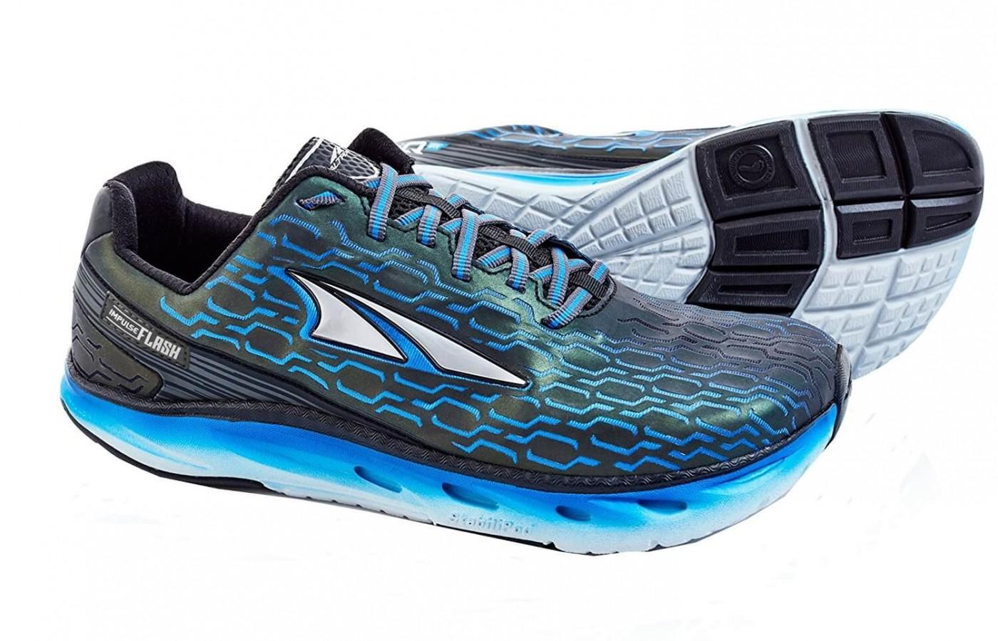 The Altra Impulse Flash makes a bold statement