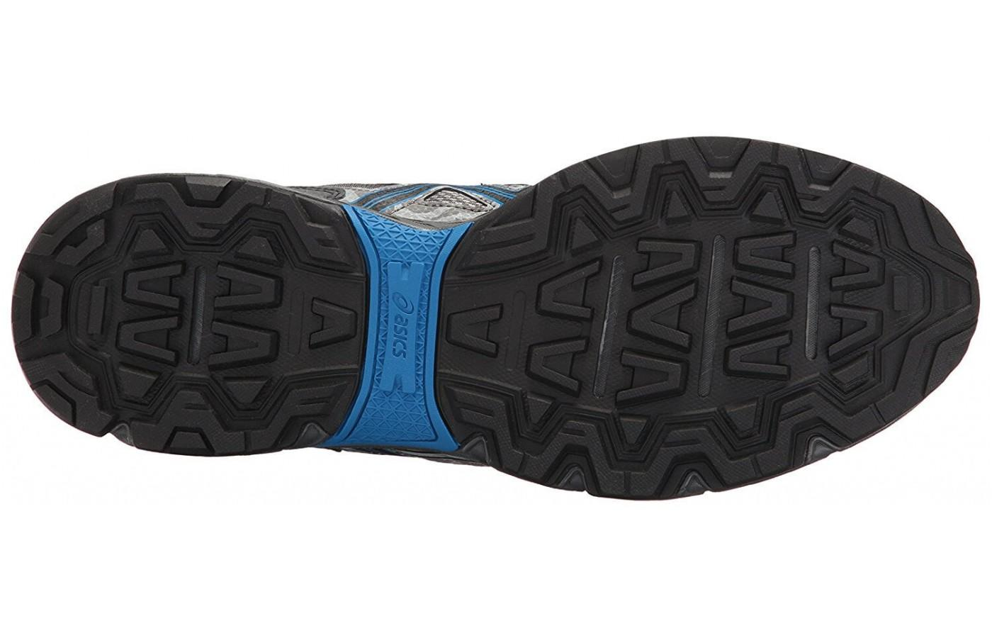 Asics Gel Venture 6 has a tread that can stand up to the trails
