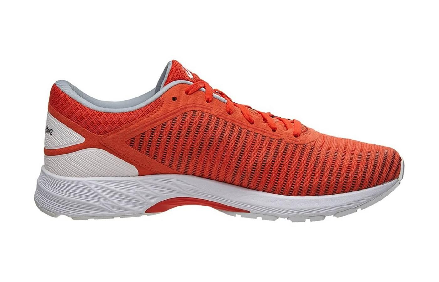 Runners loved the stylish look and multiple color options.
