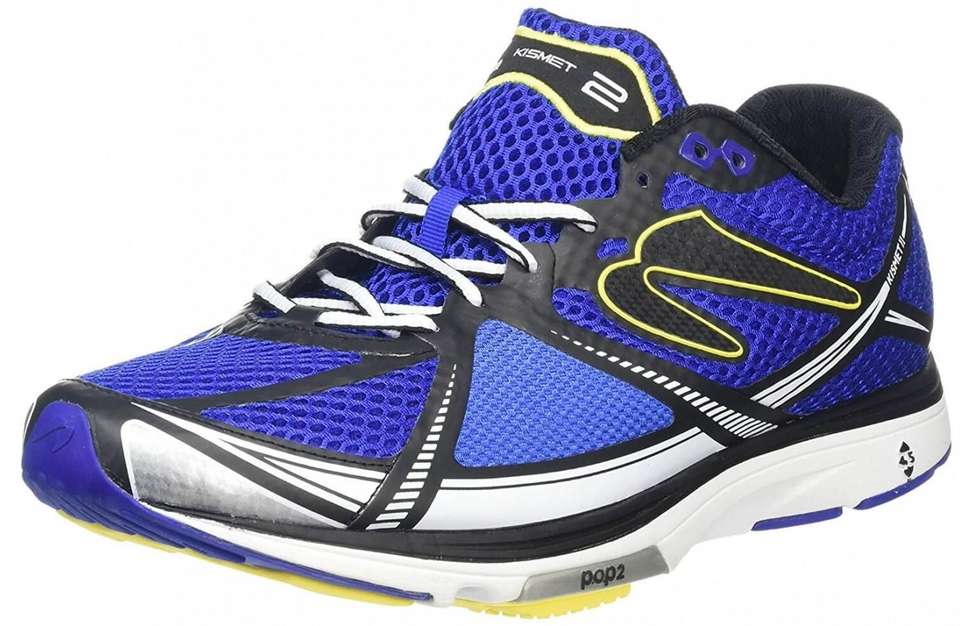 The Newton Kismet II is the perfect stability shoe for the runner looking for a lower heel drop.