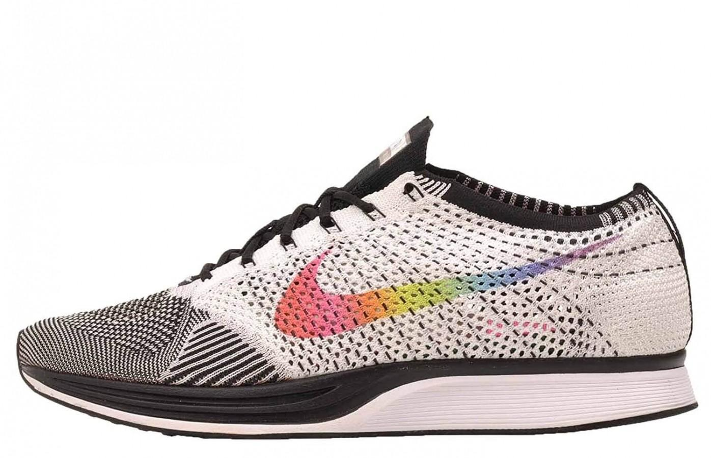 the Nike Flyknit Race Betrue is a lightweight unisex shoe ...