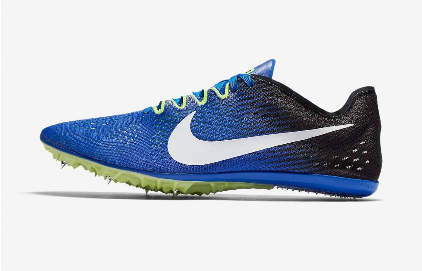The Zoom Victory 3 showcases Nike's trademark impeccable style.