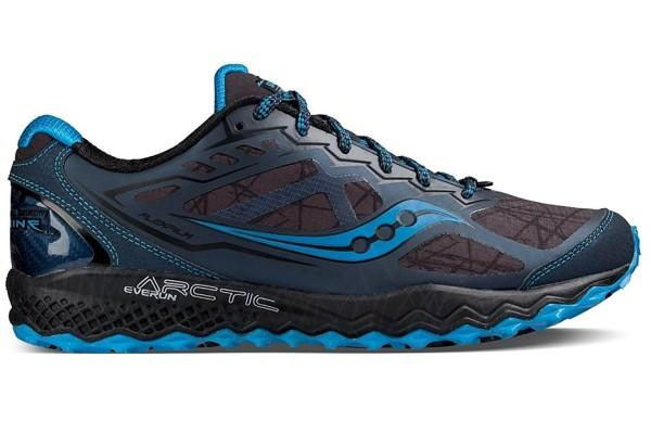 An in depth review of the Saucony Peregrine 6 Ice+