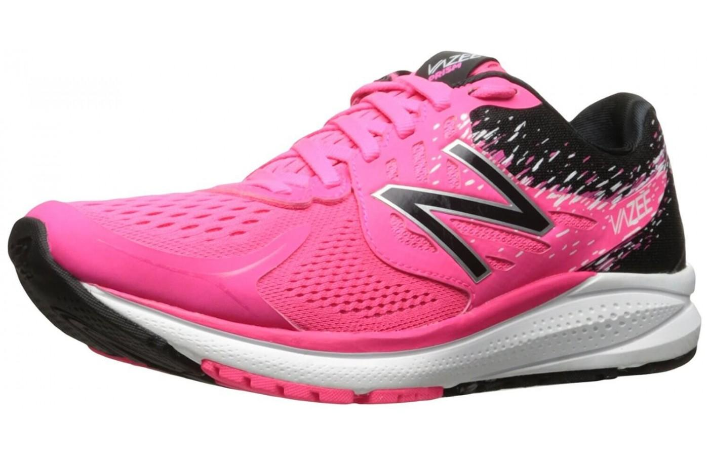 The New Balance Vazee Prism V2 is a high quality stability shoe.