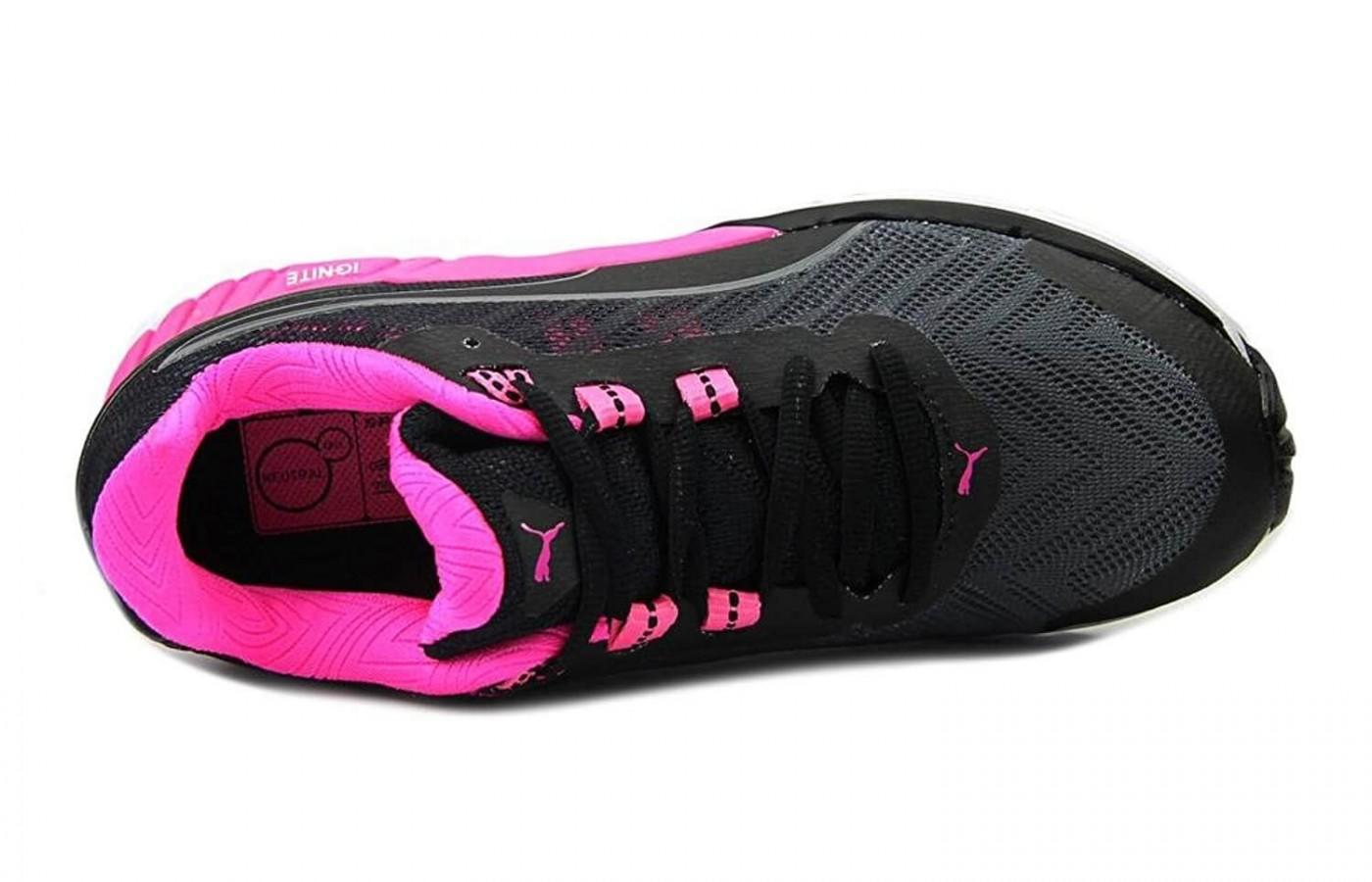 The redesigned upper features a more breathable, lightweight mesh.