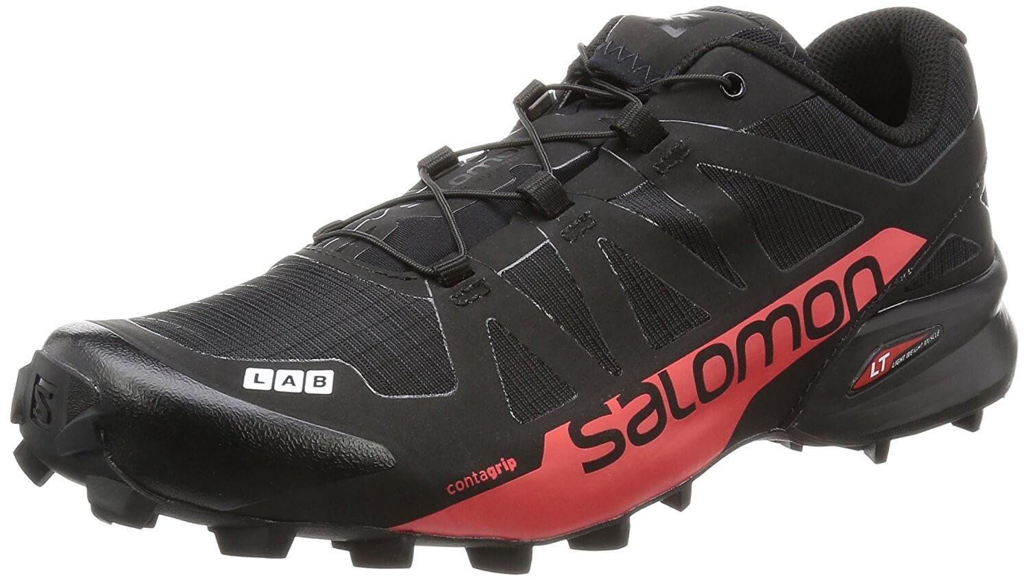 The Salomon S-Lab SpeedCross is a tough trail shoe for the extreme adventurer.