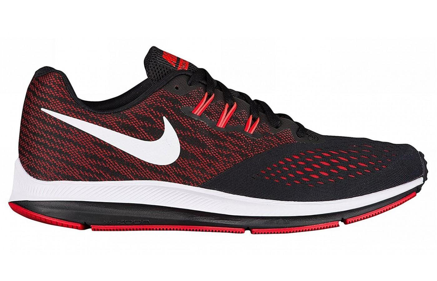 The Nike Zoom Winflow 4 is lightweight and breathable.