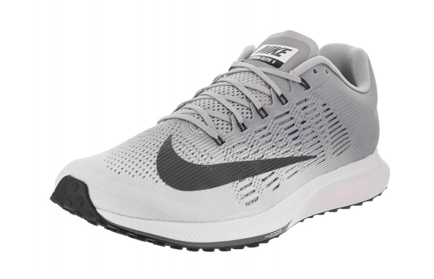 ... The Nike Air Zoom Elite 9 features a Flymesh technology upper.