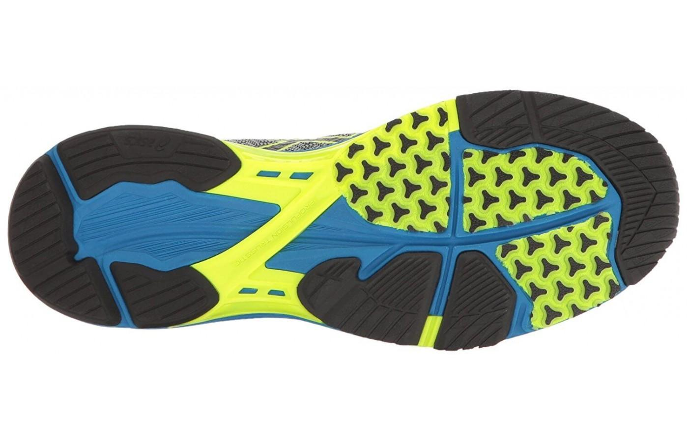 The Asics Gel DS Trainer 22 has great traction