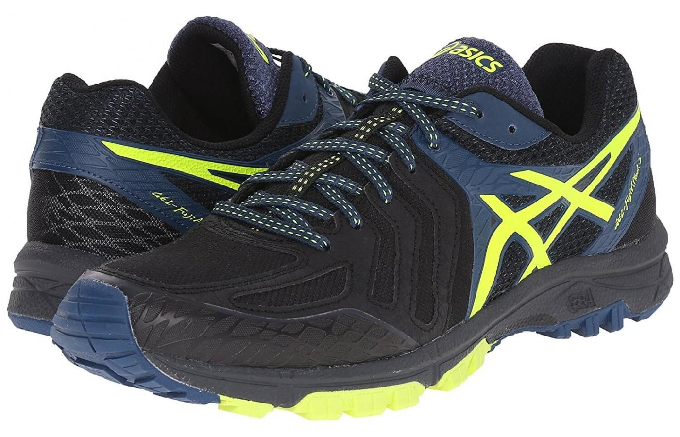 The Fujiattack 5 is overall, a high quality trail running shoe.