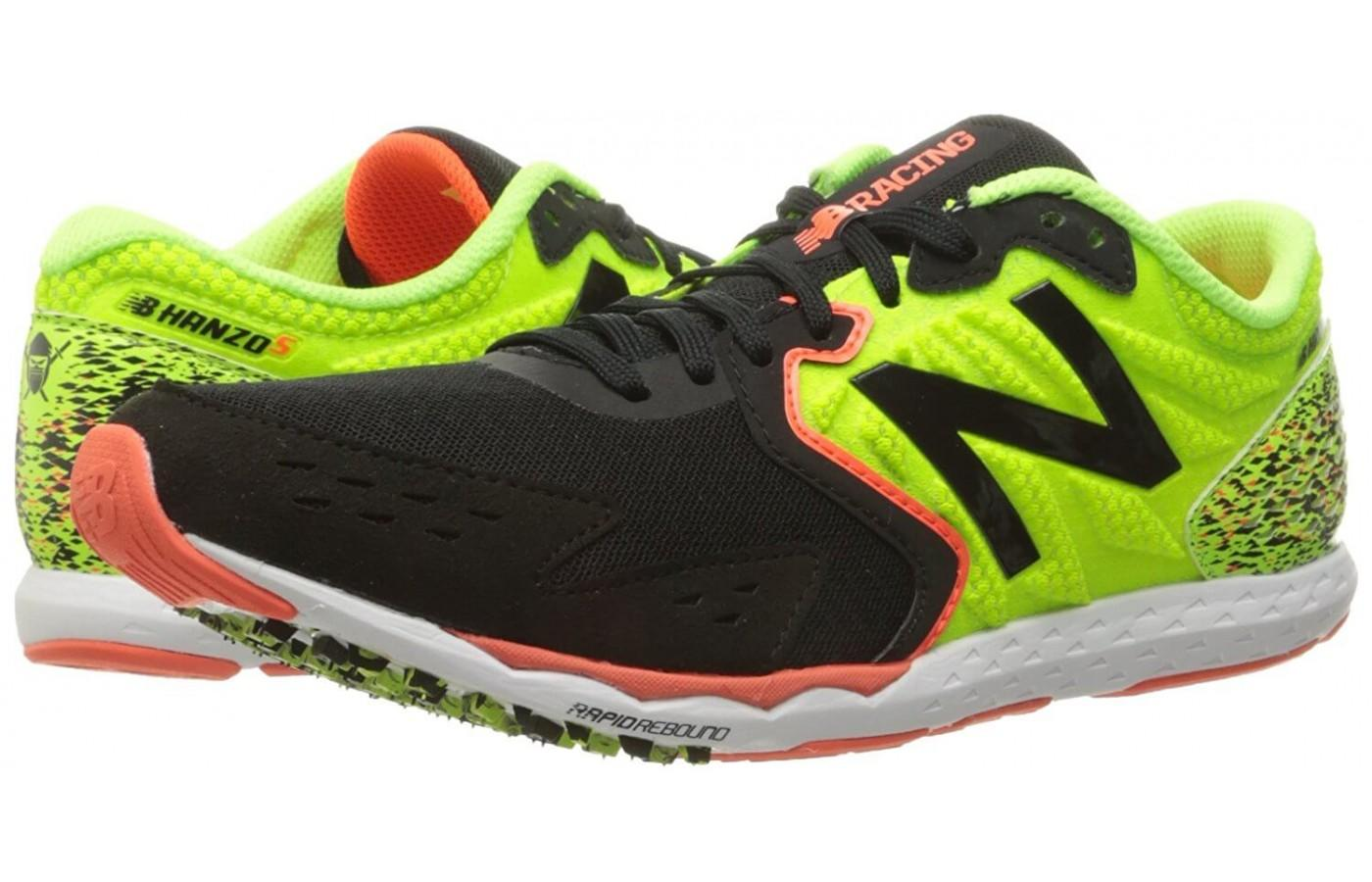 New Balance Hanzo S is a racing flat