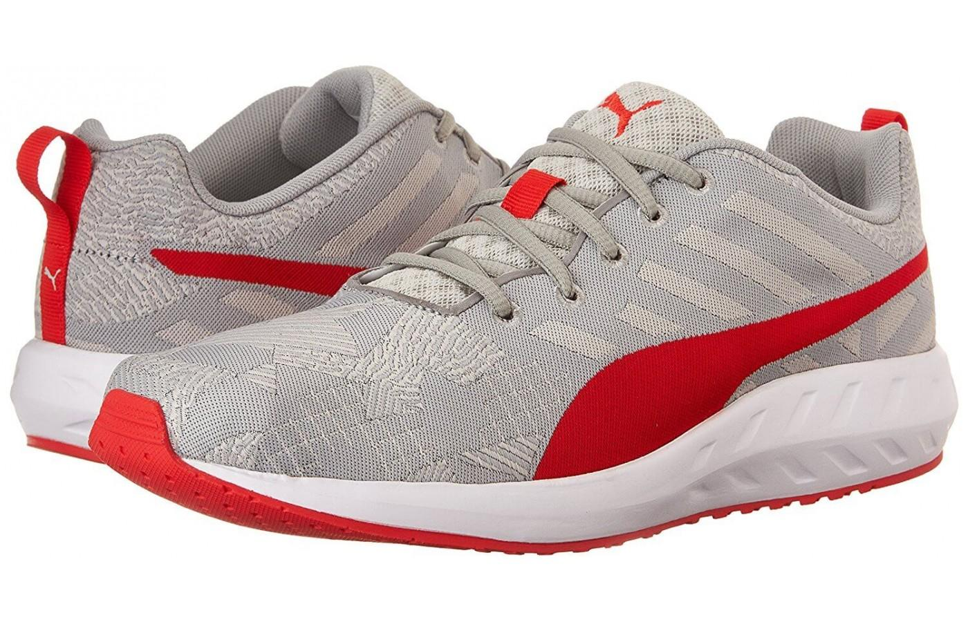 The Puma Flare features Spark cushioning