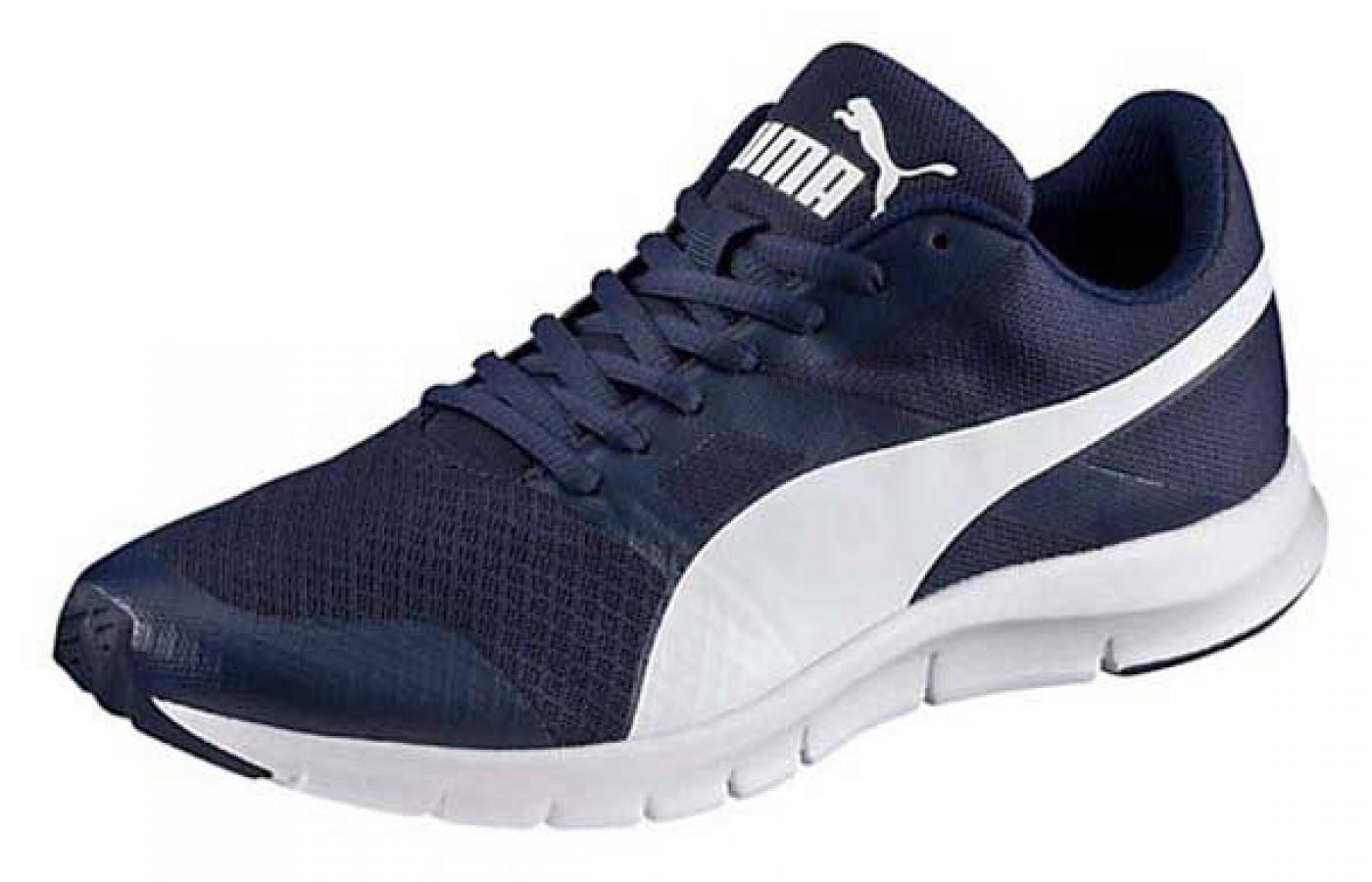 The Puma Flex Racer is built for road running