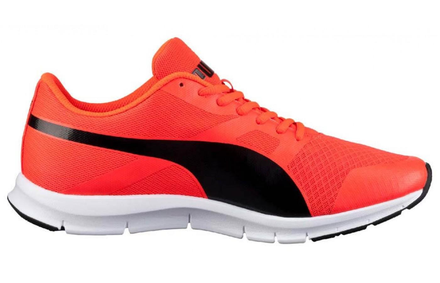 The Puma Flex Racer is extremely lightweight