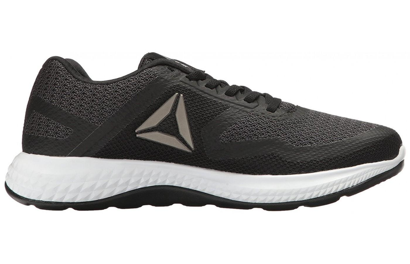 The Reebok Astroride 2D has a seamless FuseFrame and breathable mesh upper