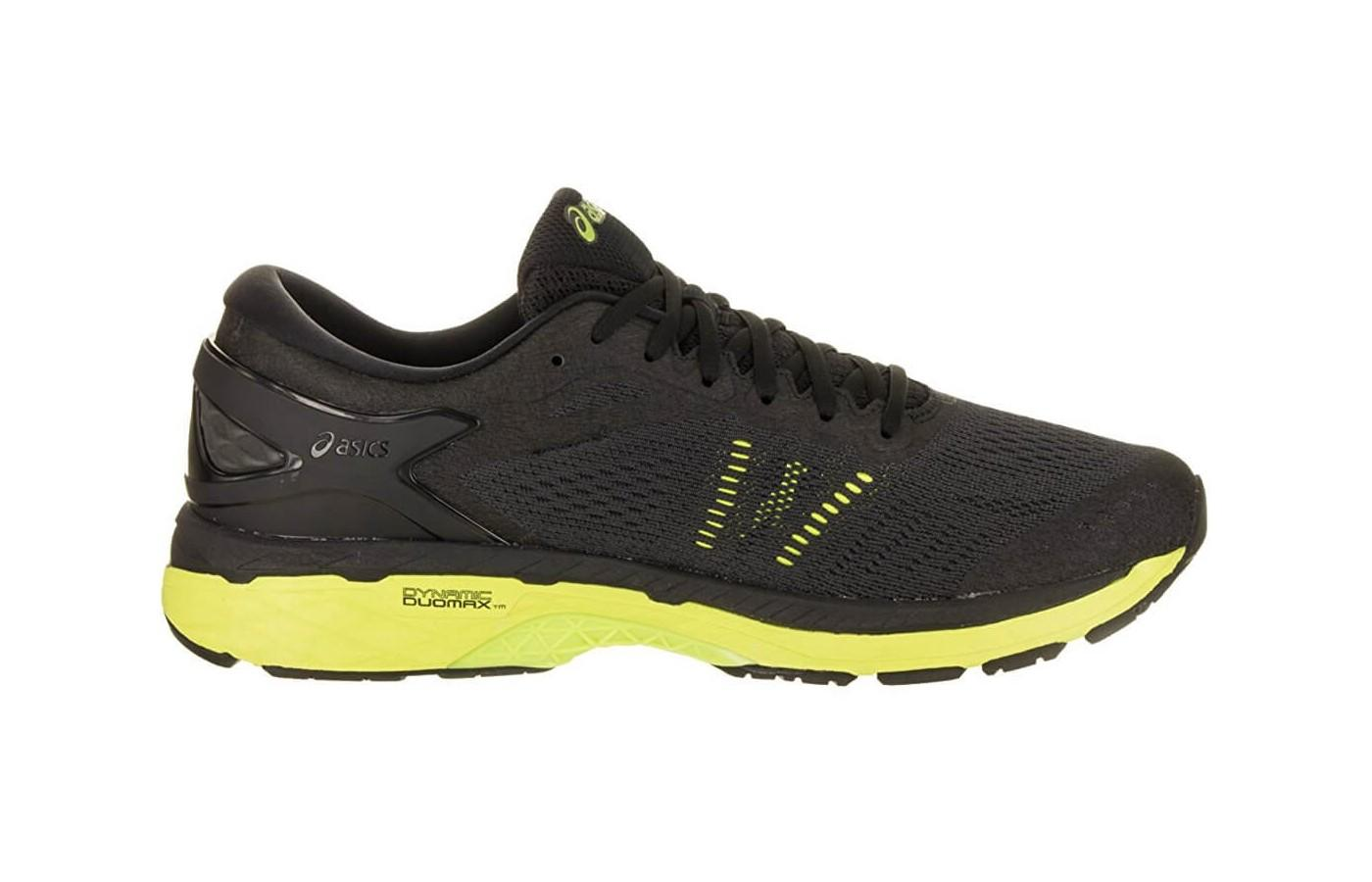 this popular shoe by Asics works for overpronators