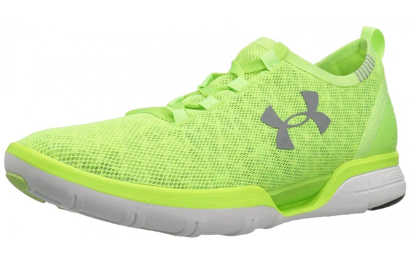 Under Armour Charged Coolswitch in neon colorway